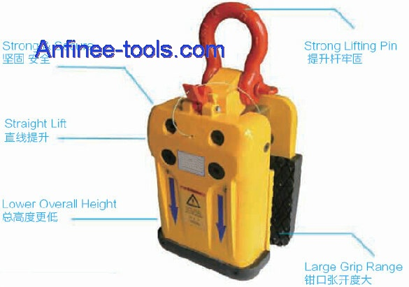 TLG STONE SLAB LIFTER