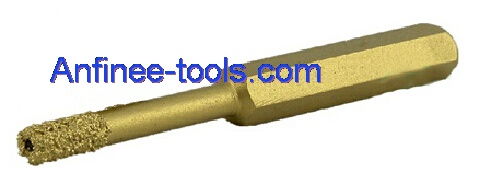 AFVBCDB  dry&wet drill bit for tile &ceramic