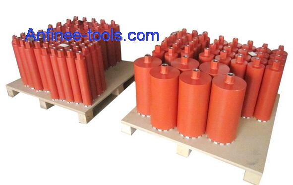 Diamond Core Drill Bits For Reinforced Concrete