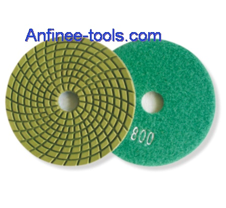 Wet Polishing Pad ( Spiral type)
