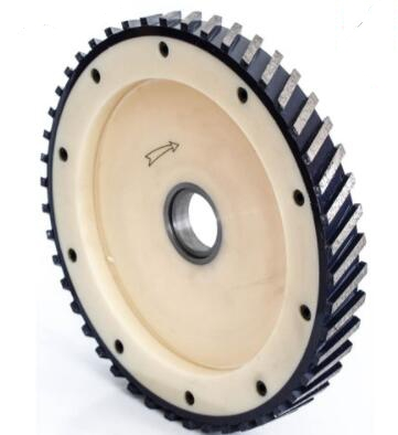 AF-SMW D400mm 16 inch with segment 40mm silent diamond milling wheels for granite and marble