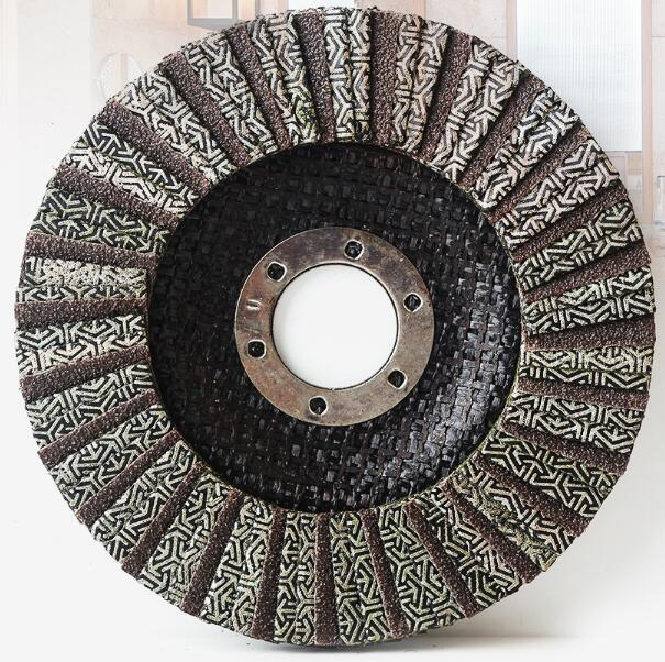 Diamond Electroplated Abrasive Disc AFDC-XEFCW
